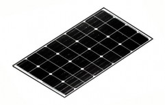 200W Solar Panel    by Direct Watts Set Private Limited