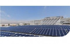Commercial Solar Power Plant    by Furbo Security Solutions Private Limited