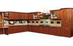 Designer Modular Kitchen by SMP Interior
