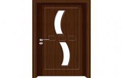 Designer Wooden Door by Hemant Interiors (A Unit Of Hemant UPVC Doors & Windows)