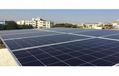 Industrial On Grid Solar Power Plant 10 KW    by Heaven Solar Energy Private Limited