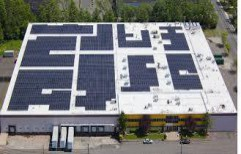 Industrial Solar Rooftop by Xpanz Energy Solutions Llp