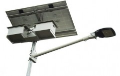Integrated Solar Street Light by Agnivia Energy