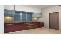 Modern Modular Kitchen by Form Design India Private Limited