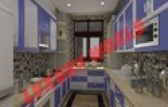 Modular Kitchen Designing Services by Luxury World (OPC) Private Limited
