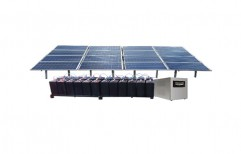 Off Grid Solar Power Plant by Mainframe Energy Solutions Pvt. Ltd.