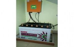 Solar Panel Battery       by MSM Energy Enterprises
