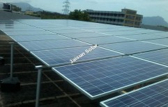 Solar Rooftop Power Plant by Tamilnadu Energy Solutionss Private Limited