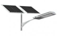 Solar Street Light by Vision Solar Power System
