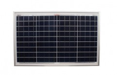 65w Solar Mono Crystalline Panel  by Nishica Impex Private Limited