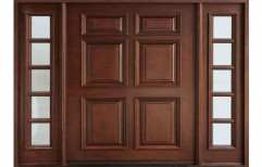 Designer Wooden Door by Sri Venkateswara Timbers & Furniture