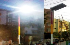 Integrated Solar Street Light by SPJ Solar Technology Private Limited