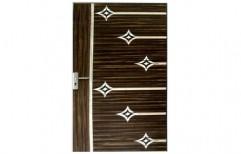 Laminated Wooden Door   by Maharashtra Aluminium And Glass House