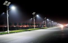 LED Based Solar Street Light by Shree Solar Systems