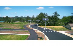 LED Solar Street Lights by Ample Sales