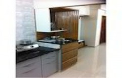 Modular Kitchen by Ajariya Associates