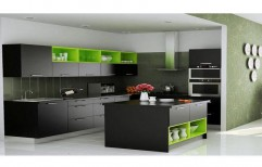 Modular Kitchen by Aone Office Systems