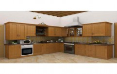 Modular Kitchen by Global Decors, India