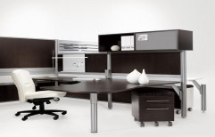 Modular Office Furniture by Maze Design And Build Private Limited