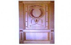 Panel Plywood Door    by M M Engineer