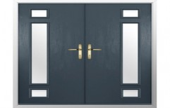 PVC Doors by Siddhi Vinayak Enterprises