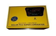 Solar PCU Super Converter    by Protonics Systems India Private Limited
