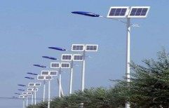 Solar Street Light - Large Scale Stand Alone by Virat Technofab Private Limited