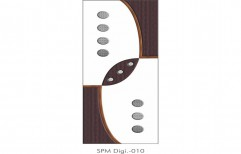 SPM Digital Door        by Kaka PVC Profile Private Limited