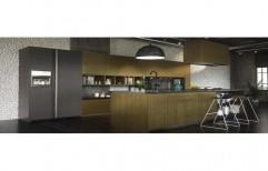Stylish Modular Kitchen by Budding Group