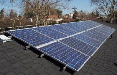 Sukam Rooftop Solar Panel System by Arrow Sales Corporation