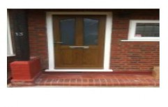 Timber Doors   by Window Solutions