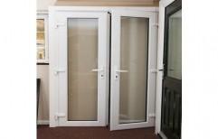 UPVC Designer Door   by Sri Balaji Aluminium Glass Interior