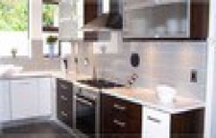 Veneered Modular Kitchens by Olive Marketing