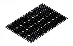 100 Watt Monocrystalline Solar Power Panel by Watt Else Enterprises Private Limited