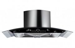 AT Sun Star ( Remote) Kitchen Chimney by Apex Technology