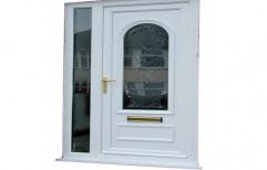 Designer UPVC Door by Reliable Alluminium