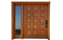 Hinged Wooden Door    by S P S Innovation