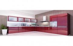 Modular Kitchen by Gleam Interio