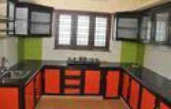 Modular Kitchen Cabinet by Art Plus