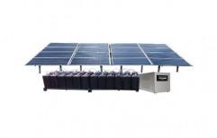 Off Grid Solar Power Plant by Veena Enterprises
