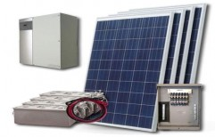 Off Grid Solar Power System by Furbo Security Solutions Private Limited