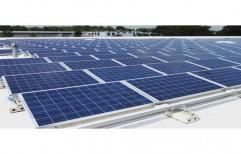 Rooftop Solar Power Plant by Guru Sales Corporation