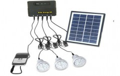 Solar Home LED Lighting System by Mharatna Engineering Corporation