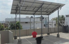 Solar On Grid Power Generating System  by GV Sunpro Solarsys India Private Limited