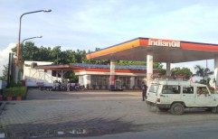 Solar Petrol Pump by Transition Solutions