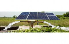 Solar Pumping Water Machine by Eyconic World Compu Solar Solutions Private Limited