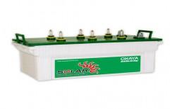 Solar Tubular Battery  by Waheguru Solar Systems