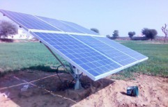 Solar Water Pump System by TVM Power Solar System Private Limited