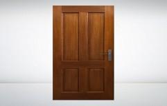 Solid Wooden Door    by S G R Innovative