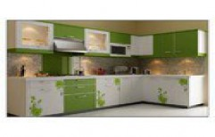 Stylish Modular Kitchen by Param Associates